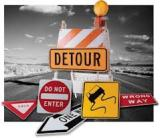 Roadblocks, Detours, and Reaching the Destination of God's Promises